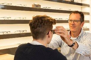 Persönliche Beratung Wilfried Windhausen Augenoptiker Optikermeister Mönchengladbach